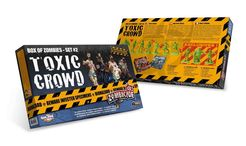 Zombicide: Box of Zombies Set #2 – Toxic Crowd