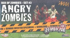 Zombicide: Box of Zombies Set #3 – Angry Zombies