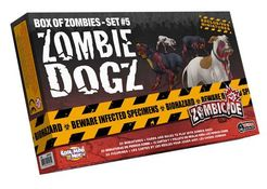 Zombicide: Box of Zombies Set #5 – Zombie Dogz