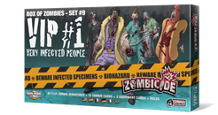 Zombicide: Box of Zombies Set #9 – VIP #1: Very Infected People