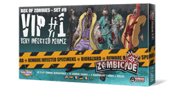 Zombicide: Box of Zombies – Set #10: VIP #1 Very Infected People