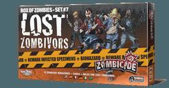Zombicide: Box of Zombies – Set #7: Lost Zombivors