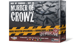 Zombicide: Box of Zombies – Set #8: Murder of Crowz