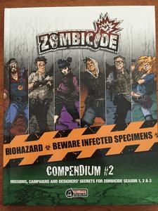Zombicide Compendium 2