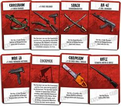 Zombicide: Experience Deck