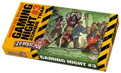 Zombicide Gaming Night #3: Zombie Trap