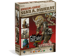 Zombicide: Green Horde Special Guest Box – Sean A. Murray