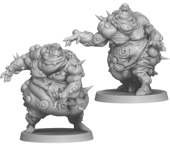 Zombicide: Green Horde – Fatty Bursters
