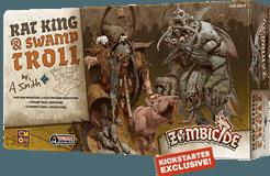Zombicide: Green Horde – Rat King & Swamp Troll