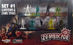 Zombicide: Set #1 – Survivors & Zombivors