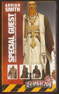 Zombicide Special Guest Box: Adrian Smith