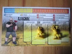 Zombicide Survivor: Azaghal