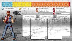 Zombicide Survivor: Chaz