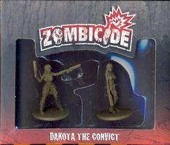 Zombicide Survivor: Dakota