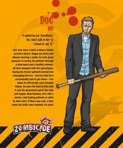 Zombicide Survivor: Doc