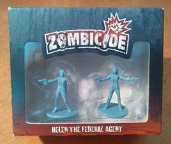 Zombicide Survivor: Helen