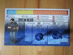 Zombicide: Survivor Jovem Nerd