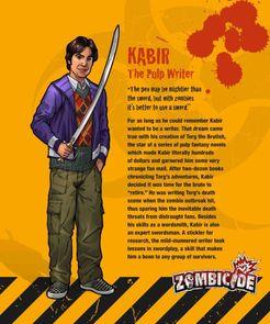 Zombicide Survivor: Kabir