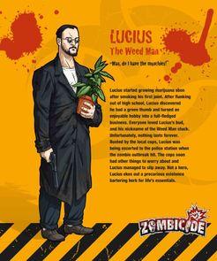 Zombicide Survivor: Lucius