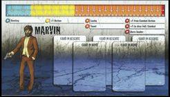 Zombicide Survivor: Marvin