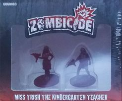 Zombicide Survivor: Miss Trish