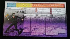 Zombicide Survivor: Mr. Phal