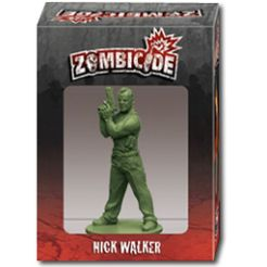 Zombicide Survivor: Nick