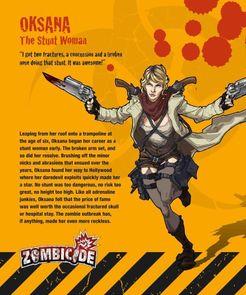 Zombicide Survivor: Oksana