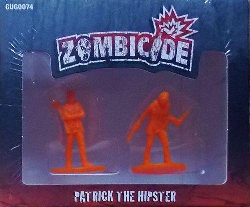 Zombicide Survivor: Patrick