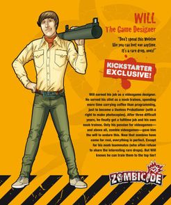 Zombicide Survivor: Will