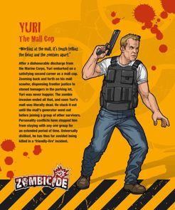 Zombicide Survivor: Yuri