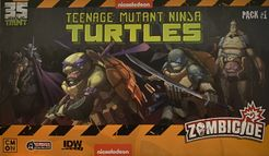 Zombicide: Teenage Mutant Ninja Turtles Pack #1