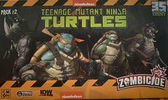 Zombicide: Teenage Mutant Ninja Turtles Pack #2