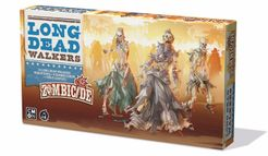 Zombicide: Undead or Alive – Long Dead Walkers