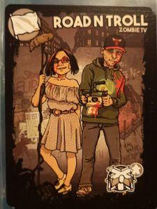 Zombie A Social Club: Carte promo Road N Troll