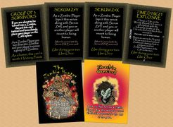 Zombie Apocalypse Geocaching: Exclusive Kickstarter Pack