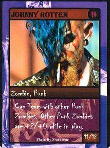 ZOMBIE APOCALYPSE: Punk Ass Zombies!