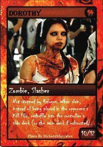 ZOMBIE APOCALYPSE: Slashers, Killers, and Creepers