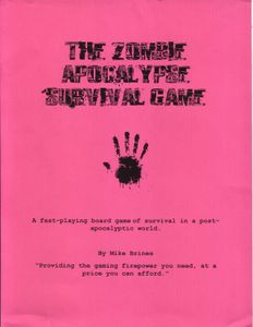 Zombie Apocalypse Survival Game