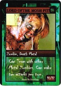 ZOMBIE APOCALYPSE: Un-Death Metal Mayhem
