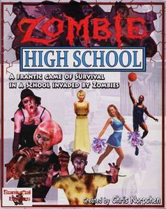 Zombie High School Card Game