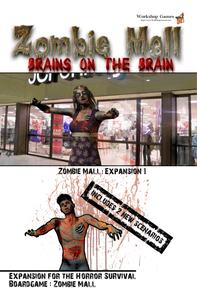 Zombie Mall: Brains on the Brain