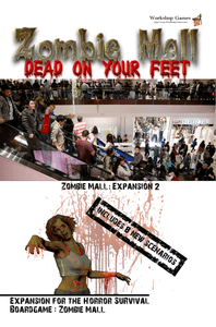 Zombie Mall: Dead On Your Feet