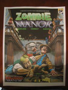 Zombie Manor