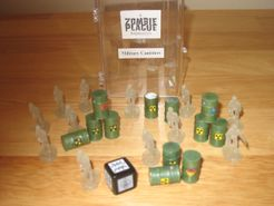 Zombie Plague: Canisters
