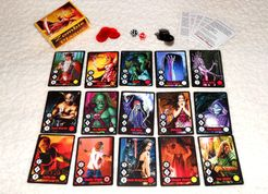 Zombie Plague (The Card Game)