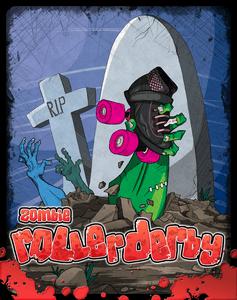 Zombie Roller Derby