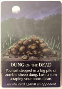 Zombie Sheep: Dung of the Dead