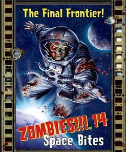 Zombies!!! 14: Space Bites!