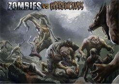 Zombies vs Werewolves